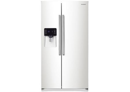 Samsung - RS25H5111WW - Side-by-Side Refrigerators