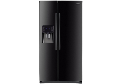Samsung - RS25H5121BC/AA - Side-by-Side Refrigerators