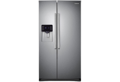 Samsung - RS25H5121SR/AA - Side-by-Side Refrigerators