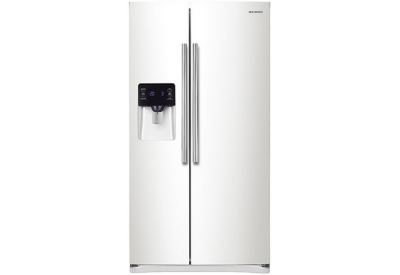 Samsung - RS25H5121WW/AA - Side-by-Side Refrigerators