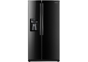 Samsung - RS261MDBP - Side-by-Side Refrigerators