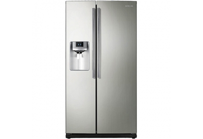 Samsung - RS261MDPN - Side-by-Side Refrigerators
