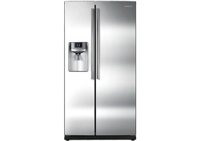 Samsung - RS261MDRS - Side-by-Side Refrigerators