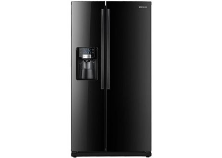 Samsung - RS263TDBP - Side-by-Side Refrigerators
