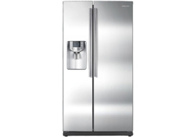 Samsung - RS263TDRS - Side-by-Side Refrigerators
