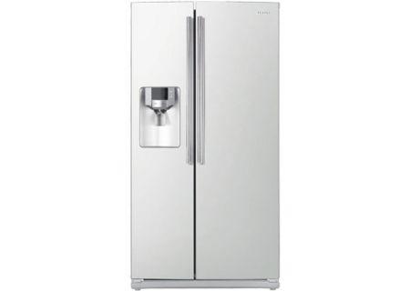 Samsung - RS263TDWP - Side-by-Side Refrigerators
