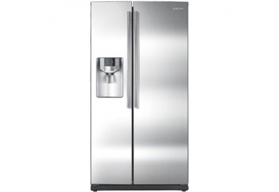 Samsung - RS265TDRS - Side-by-Side Refrigerators