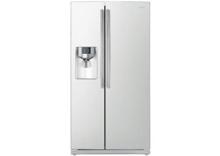 Samsung - RS265TDWP - Side-by-Side Refrigerators