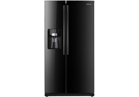 Samsung - RS267TDBP - Side-by-Side Refrigerators