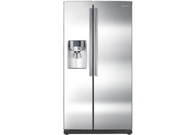 Samsung - RS267TDRS - Side-by-Side Refrigerators