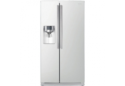 Samsung - RS267TDWP - Side-by-Side Refrigerators