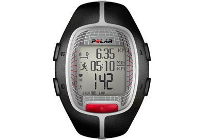 Polar - RS300X BLACK - Heart and Fitness Monitors