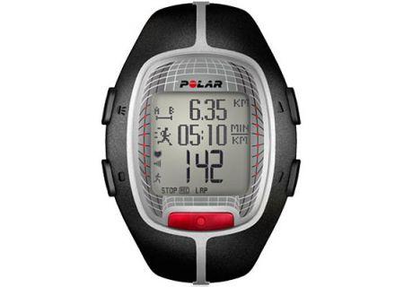 Polar - RS300X SD BLACK - Heart Monitors & Fitness Trackers