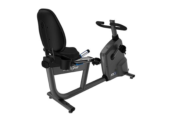 Large image of Life Fitness RS3 Lifestyle Exercise Bike (Base Only) - RS3XX000105