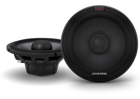 """Alpine R-Series 6.5"""" Coaxial 2-Way Speakers (Pair) - R-S65.2"""