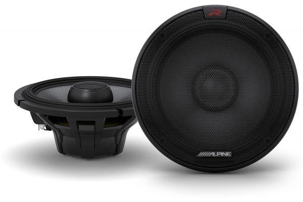 "Large image of Alpine R-Series 6.5"" Coaxial 2-Way Speakers (Pair) - R-S65.2"