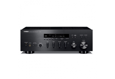 yamaha 2 channel black stereo receiver r s700 abt. Black Bedroom Furniture Sets. Home Design Ideas