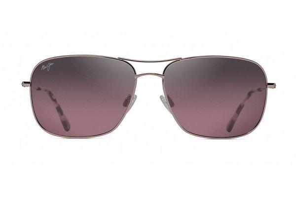 Large image of Maui Jim Breezeway Rose Gold Womens Sunglasses - RS773-16R