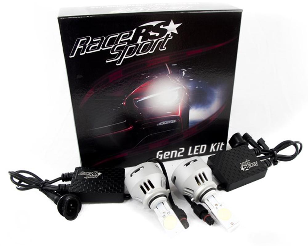 race sport g2 true led headlight kit rs 9006 led g2 kit. Black Bedroom Furniture Sets. Home Design Ideas