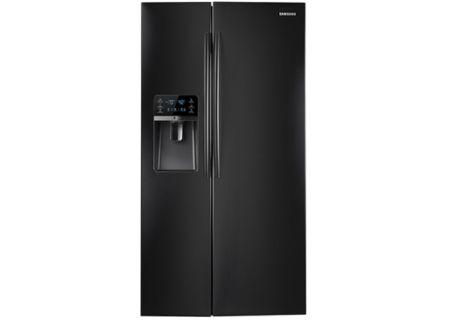 Samsung - RSG307AABP - Side-by-Side Refrigerators