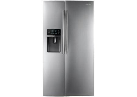 Samsung - RSG307AARS - Side-by-Side Refrigerators