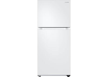 Samsung White Top Freezer Refrigerator - RT18M6215WW
