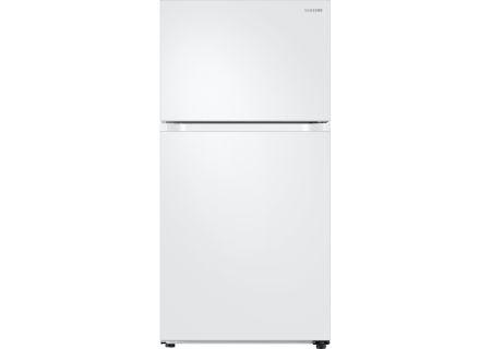 Samsung White Top Freezer Refrigerator - RT21M6215WW