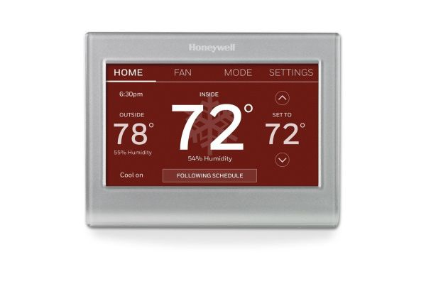 Honeywell Wi-Fi Smart Color 7-Day Programmable Thermostat - RTH9585WF1004/W