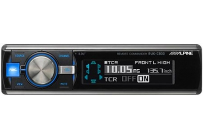 Alpine - RUX-C800 - Car Audio Processors