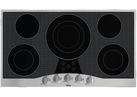 Viking - RVEC3365BSB - Electric Cooktops