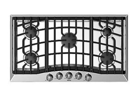 Viking 36 Stainless Steel Gas Cooktop Rvgc3365bsslp