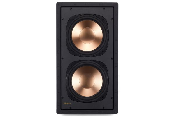 """Large image of Klipsch Dual 8"""" In-Wall Subwoofer (Each) - 1062386"""