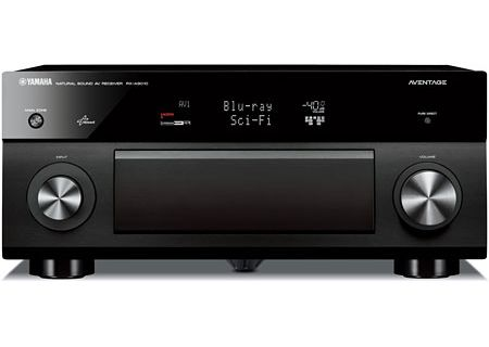 Yamaha - RX-A3010 - Audio Receivers