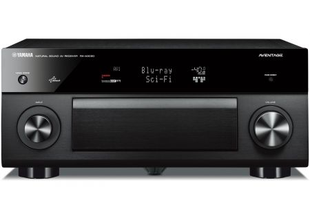 Yamaha - RX-A3030BL - Audio Receivers