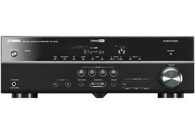 Yamaha - RX-A700 - Audio Receivers