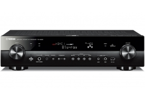 Yamaha - RX-S600BL - Audio Receivers