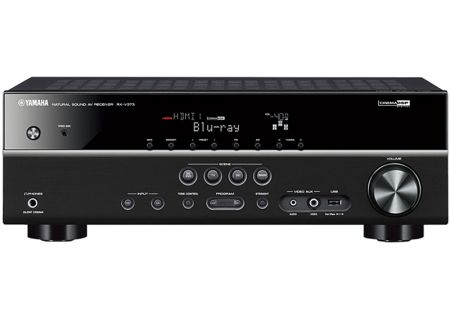 Yamaha - RX-V373 - Audio Receivers