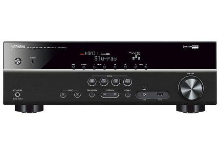 Yamaha - RX-V377BL - Audio Receivers