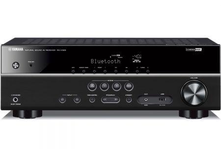Yamaha Black 5.1 Channel AV Receiver - RX-V383BL