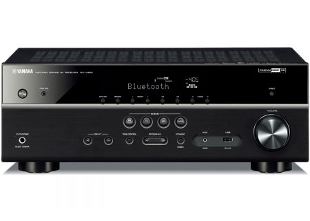 Yamaha - RX-V483BL - Audio Receivers