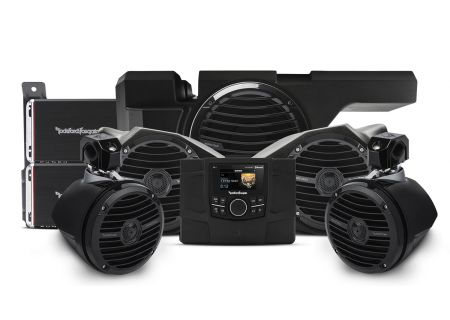 Rockford Fosgate - RZR-STAGE4 - Marine Audio Accessories