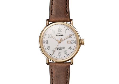 Shinola The Runwell 41mm Unisex Watch - S0120077934