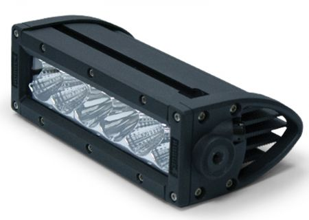 "Rogue 4 Sigma Series 6"" RGB Single Row LED Combination Beam Light Bar - S06-RGB-CB"