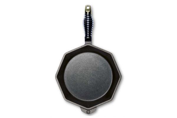 "Large image of Finex 10"" Cast Iron Skillet - S10-10001"