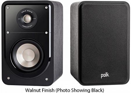 Polk Audio - S15WAL - Bookshelf Speakers