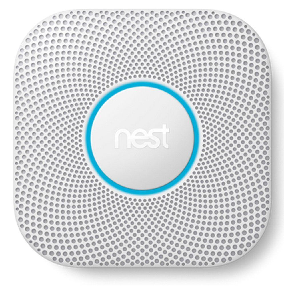 nest protect smoke and carbon monoxide alarm s3003lwes. Black Bedroom Furniture Sets. Home Design Ideas
