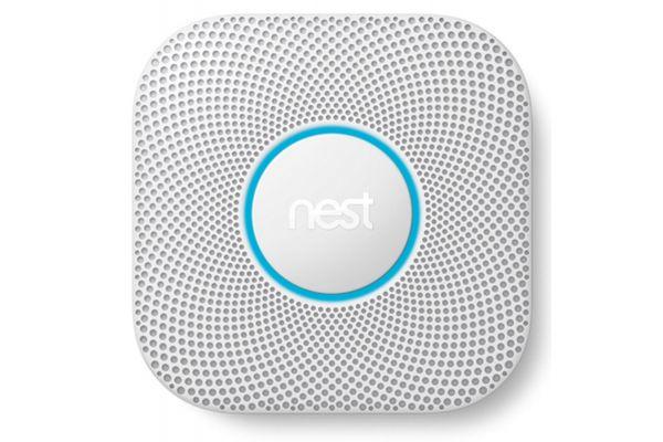Large image of Google Nest White Protect (Battery) 2nd Generation - S3000BWES