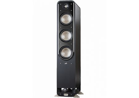 Polk Audio Signature S60 American HiFi Home Theater Black Tower Speaker (Each) - S60BLK