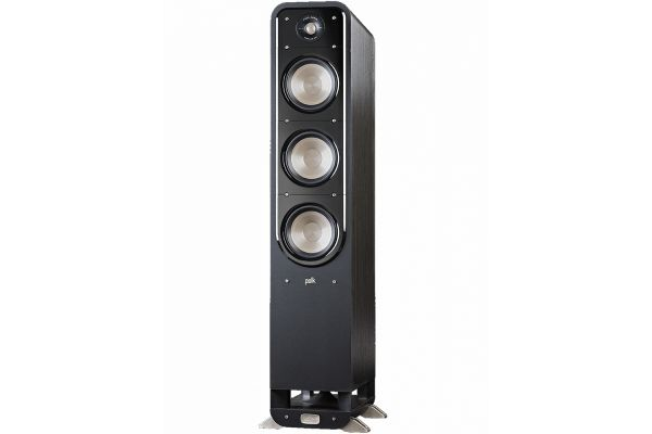 Large image of Polk Audio Signature S60 American HiFi Home Theater Black Tower Speaker (Each) - S60BLK