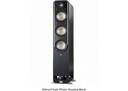 Polk Audio Signature S60 American HiFi Home Theater Walnut Tower Speaker (Each) - S60WAL